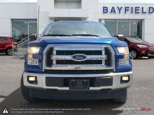 2017 Ford F-150 XLT |4X4|BENCH|TOW PKG|BLUETOOTH|CRUISE|ECOBO...