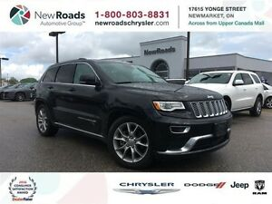 2016 Jeep Grand Cherokee SUMMIT|DIESEL|NAV|R-CAM|PANO ROOF|