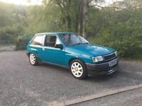 Vauxhall nova 1600 16v sport sri gte gsi project spares or repairs damaged restoration mot