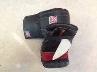 A pair of BBE boxing gloves, great condition, rarely used
