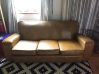 Vintage retro sofa