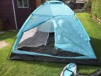 4 Person Man Dome Tent