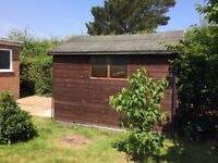 10' x 8' Garden Shed Used