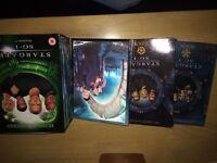 DVD stargate boxsets for sale