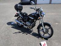 2011 Lexmoto Arizona 125cc