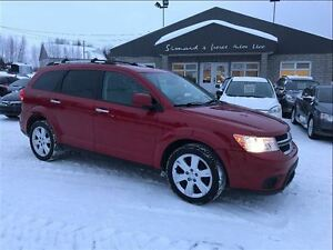 2013 Dodge Journey R/T AWD 7 PASSAGERS