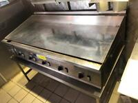 Malibu Miraclean Large Electric Grill and Stand