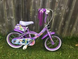 Gorgeous girls tinkerbell bike