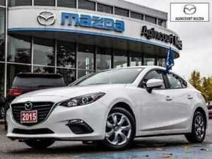 2015 Mazda Mazda3 GX-Remote Start, Push Start, Bluetooth, A/C, U