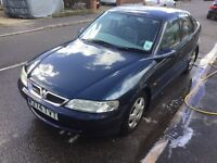 Vauxhall vectra air conditioning nice car service history