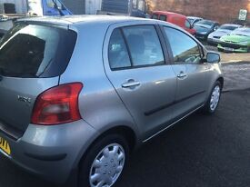 AUTOMATIC TOYOTA YARIS 56REG FULL YEAR MOT EXCELLENT CONDITION
