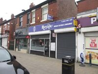 RESTAURANT TO LET (FITTED & READY TO TRADE): CHEADLE HEATH: REF:G8857