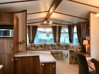 Ridgeway Static Caravan 8 berth for sale on 5 star Crugan site, Llanbedrog, 5 mins from Abersoch