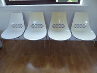 Calligaris Jam Dining Chairs (x4)