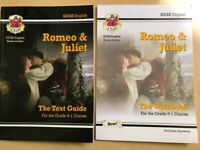 CPG GCSE English Romeo and Juliet