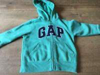 Gap hoody aged 2 years