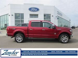 2015 Ford F-150 King Ranch [Navigation] [Trailer Tow]