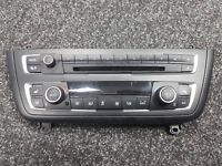 013 On BMW 1 Series, 3 Series, 4 Series Heater Controls and Stereo Face