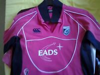 Rugby top BARGAIN Cardiff Blues Reduced !