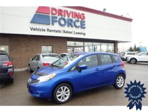 2015 Nissan Versa Note SL Front Wheel Drive - 51,901 KMs, 1.6L