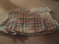 size 8 mini skirt