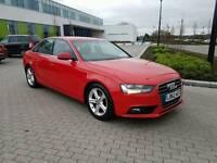 Dec 2012 Audi A4 TDi Tecknik full leather sat nav FSH