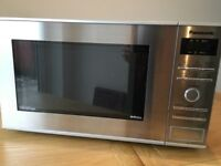 Panasonic microwave oven and grill 1000w