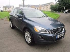 Volvo XC60 2.4 Diesel AWD SE LUX AUTOMATIC 2009 (09) Full Volvo Service History