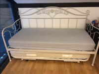 Laura Ashley Day Bed - Alice Ivory Day Bed