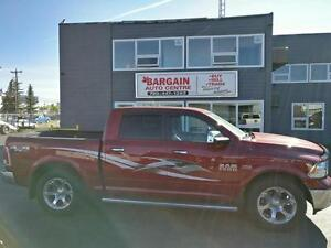 2014 Ram 1500 LARAMIE ''WE FINANCE EVERYONE''