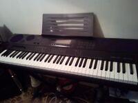 Casio WK-7500 keyboard 76 keys
