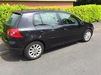 Volkswagen Golf 1.9 tdi Match 2007 (07) bargain 5dr