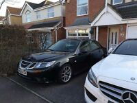 *PRICED FOR A QUICK SALE* Automatic saab 9-3, black , great looking and driving car