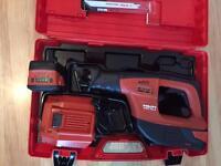 Brand new Hilti 36v Cordless Reciprocating Saw. ( makita dewalt milwaukee hitachi paslode festool