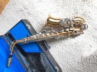 Alto saxophone - Sonora brand