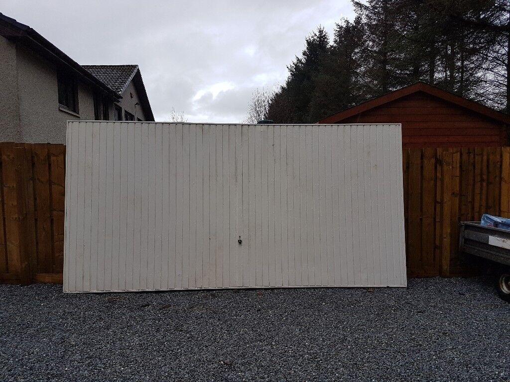 Double garage door garador carlton 1470 du in peterhead double garage door garador carlton 1470 du rubansaba