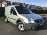 Ford Transit Connect T200 Low Roof (silver) 2013