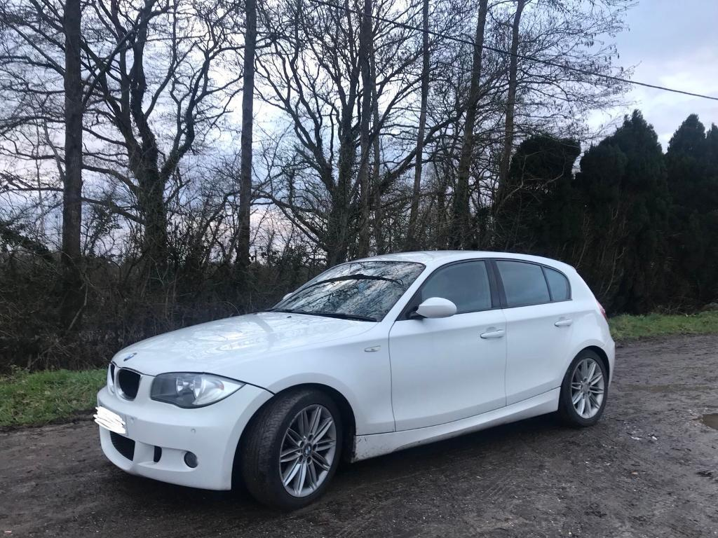 Bmw 1 Series 120d M Sport 58 Plate In West Parley