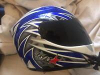 RST motorcycle helmet