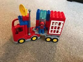 Duplo Lego Spider-Man trailer