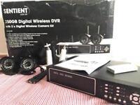 Sentient CCTV kit