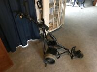 Powakaddy Electric Golf Trolly
