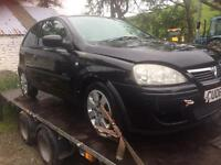Vauxhall corsa spares or repairs REDUCED!!!