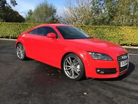 Stunning Audi TT 2.0 TSFI automatic not BMW Mercedes