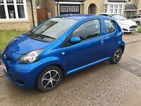 Private Sale of an immaculate Condition, Toyota Aygo. Perfect for a first or second car.