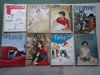 Tatler and Bystander Magazines (1950's) sensible offers .