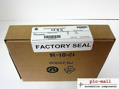 ALLEN BRADLEY 1756-DHRIO -Factory Sealed Surplus-, used for sale  Shipping to India