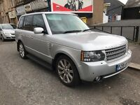2012 replica Range Rover vogue 02 plate motd till 2018 gearbox needs attention