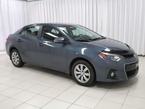 """2016 Toyota Corolla WOW ONLY 34KM! - """"""""S"""""""" MODEL - A/C - CRUISE"""