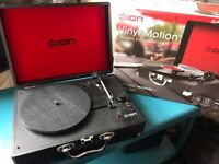 Ion Portable Suitcase Turntable
